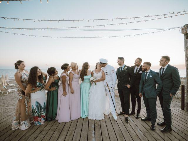 Il matrimonio di Giuseppe e Iuliana a Eboli, Salerno 30
