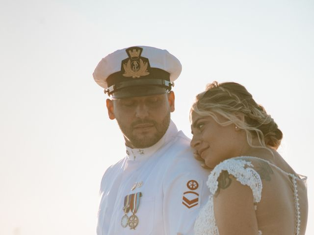 Il matrimonio di Giuseppe e Iuliana a Eboli, Salerno 34
