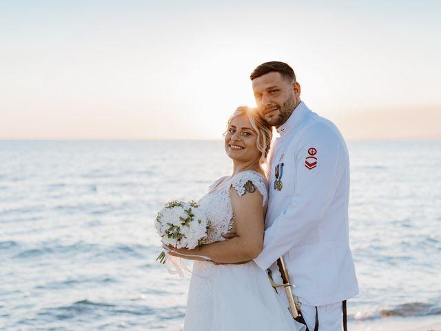 Il matrimonio di Giuseppe e Iuliana a Eboli, Salerno 35