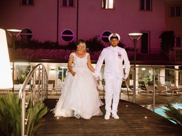 Il matrimonio di Giuseppe e Iuliana a Eboli, Salerno 36