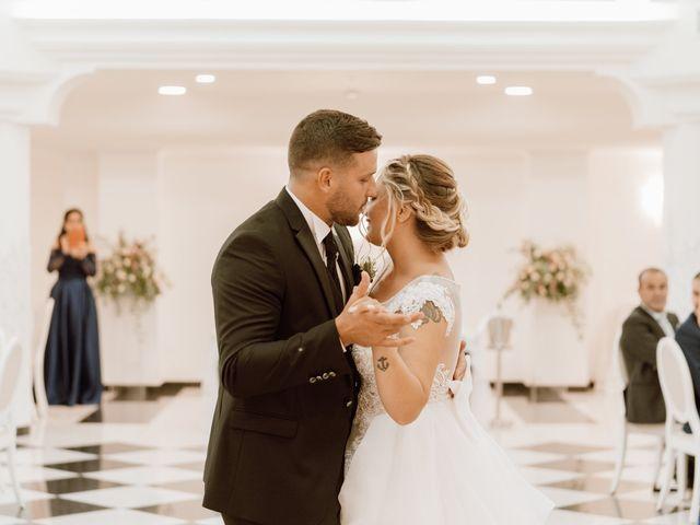 Il matrimonio di Giuseppe e Iuliana a Eboli, Salerno 40