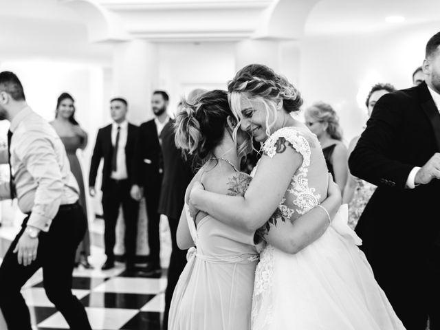 Il matrimonio di Giuseppe e Iuliana a Eboli, Salerno 43