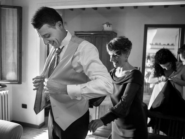 Il matrimonio di Davide e Daniela a Correggio, Reggio Emilia 1