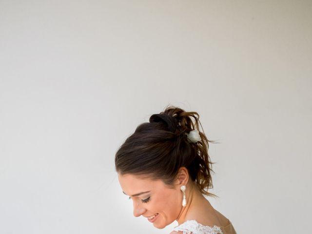 Il matrimonio di Davide e Daniela a Correggio, Reggio Emilia 8