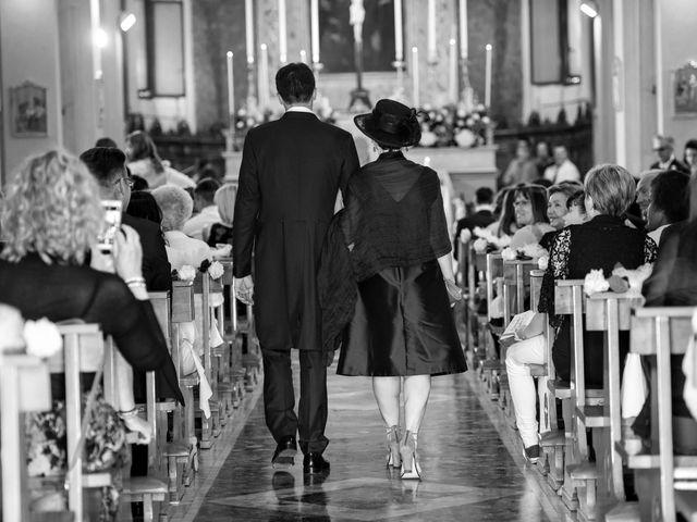 Il matrimonio di Davide e Daniela a Correggio, Reggio Emilia 15