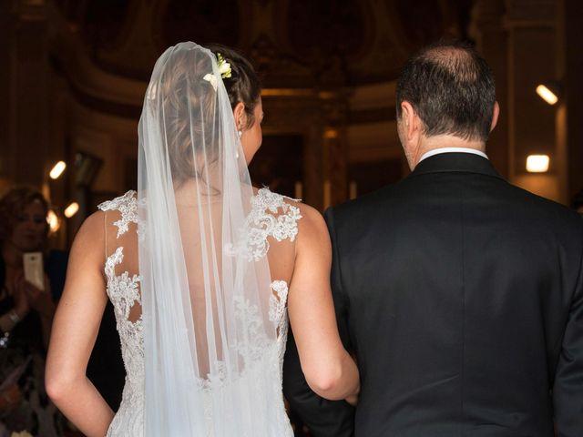 Il matrimonio di Davide e Daniela a Correggio, Reggio Emilia 20