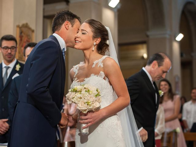 Il matrimonio di Davide e Daniela a Correggio, Reggio Emilia 21