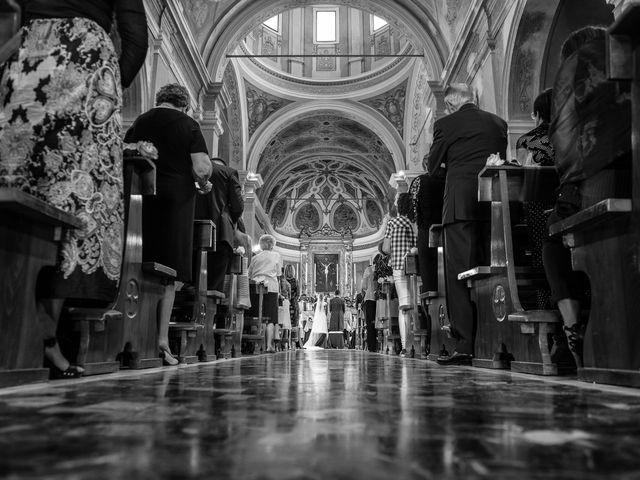 Il matrimonio di Davide e Daniela a Correggio, Reggio Emilia 25