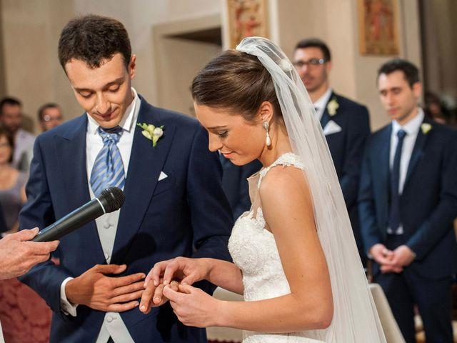 Il matrimonio di Davide e Daniela a Correggio, Reggio Emilia 26