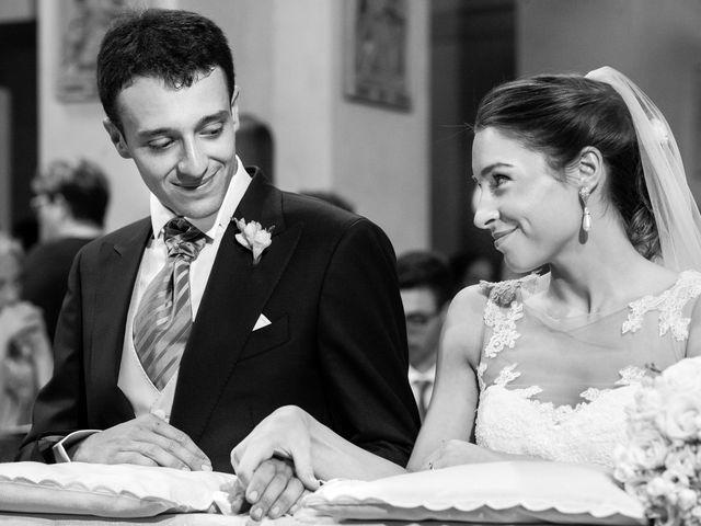 Il matrimonio di Davide e Daniela a Correggio, Reggio Emilia 27