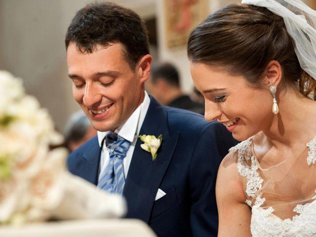 Il matrimonio di Davide e Daniela a Correggio, Reggio Emilia 30