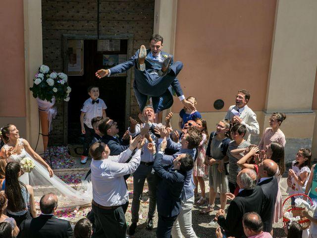 Il matrimonio di Davide e Daniela a Correggio, Reggio Emilia 34
