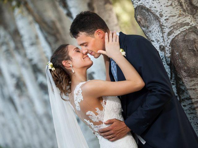Il matrimonio di Davide e Daniela a Correggio, Reggio Emilia 35