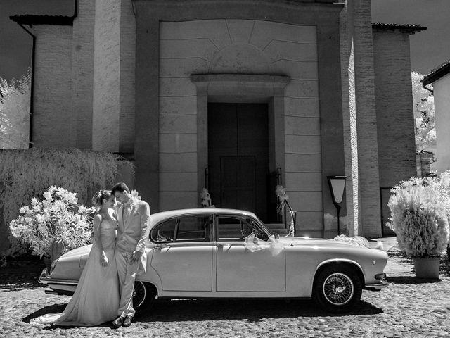 Il matrimonio di Davide e Daniela a Correggio, Reggio Emilia 38