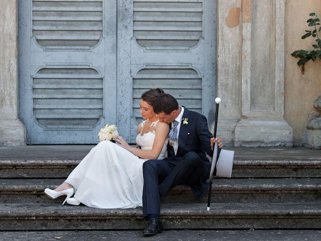 Il matrimonio di Davide e Daniela a Correggio, Reggio Emilia 44