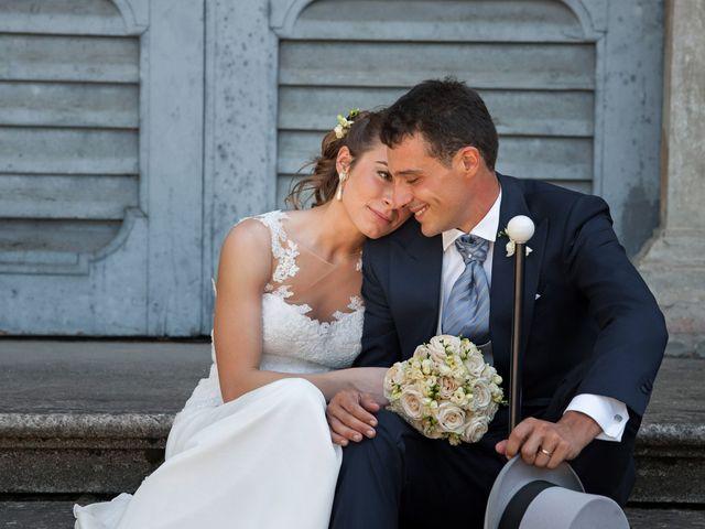 Il matrimonio di Davide e Daniela a Correggio, Reggio Emilia 46