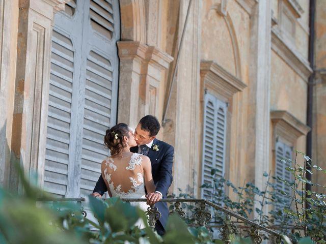 Il matrimonio di Davide e Daniela a Correggio, Reggio Emilia 53