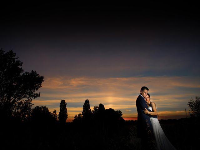 Il matrimonio di Davide e Daniela a Correggio, Reggio Emilia 58
