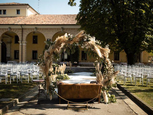 Il matrimonio di Alberto e Giulia a Oderzo, Treviso 9
