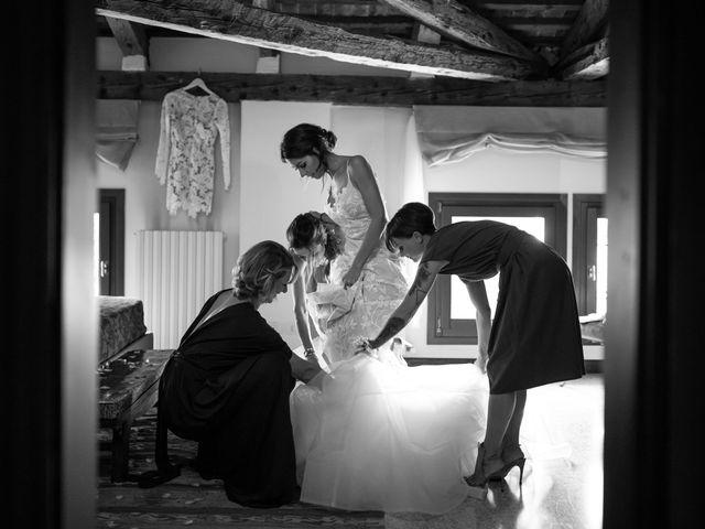 Il matrimonio di Alberto e Giulia a Oderzo, Treviso 42