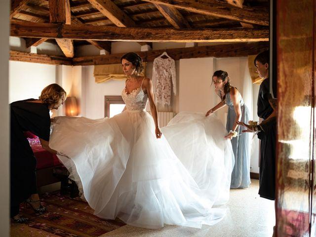 Il matrimonio di Alberto e Giulia a Oderzo, Treviso 43