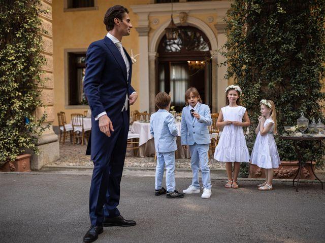 Il matrimonio di Alberto e Giulia a Oderzo, Treviso 49