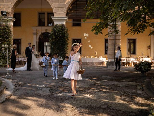 Il matrimonio di Alberto e Giulia a Oderzo, Treviso 55