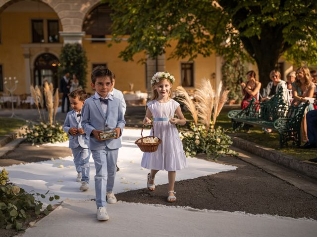 Il matrimonio di Alberto e Giulia a Oderzo, Treviso 58