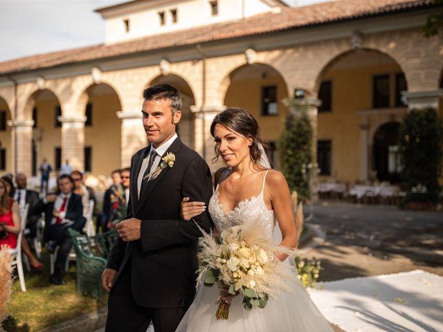 Il matrimonio di Alberto e Giulia a Oderzo, Treviso 61