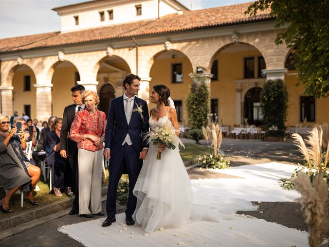 Il matrimonio di Alberto e Giulia a Oderzo, Treviso 63