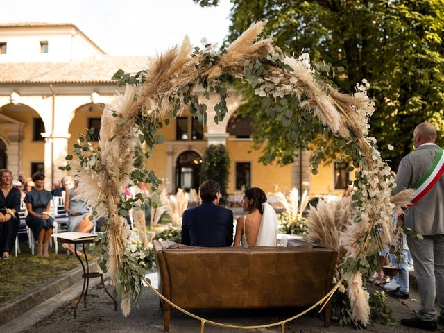 Il matrimonio di Alberto e Giulia a Oderzo, Treviso 64