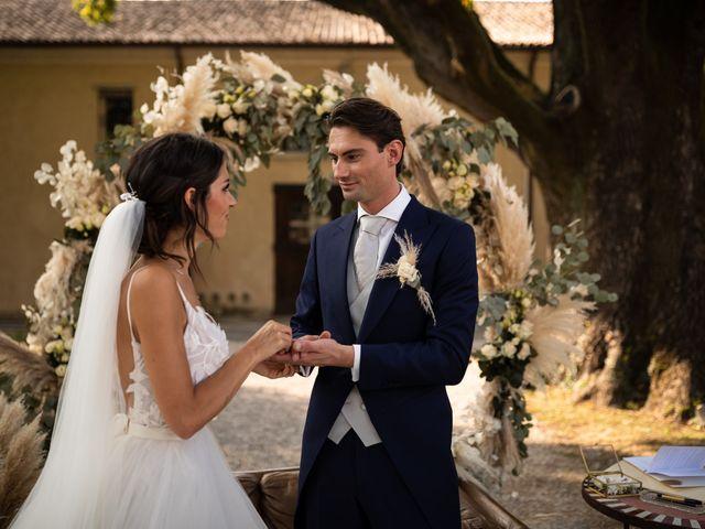 Il matrimonio di Alberto e Giulia a Oderzo, Treviso 75