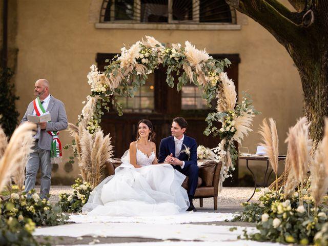 Il matrimonio di Alberto e Giulia a Oderzo, Treviso 81