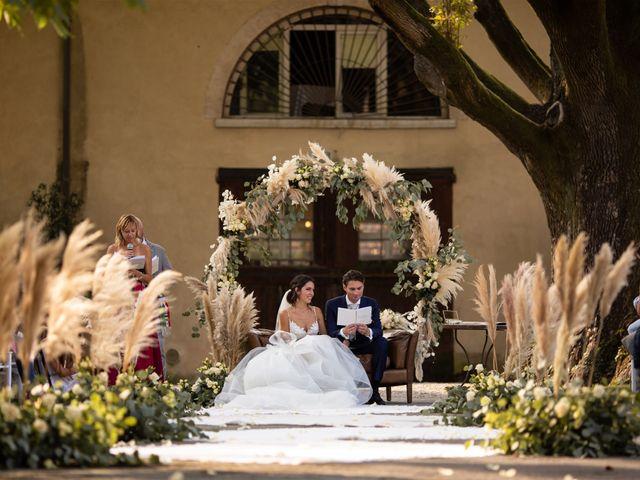 Il matrimonio di Alberto e Giulia a Oderzo, Treviso 1