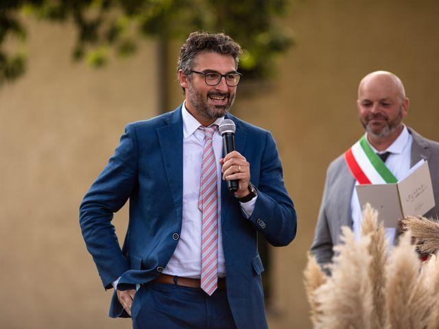 Il matrimonio di Alberto e Giulia a Oderzo, Treviso 85