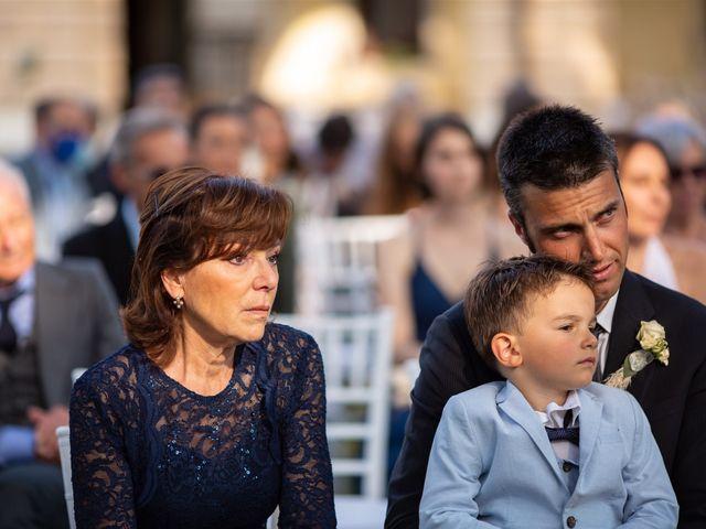 Il matrimonio di Alberto e Giulia a Oderzo, Treviso 87