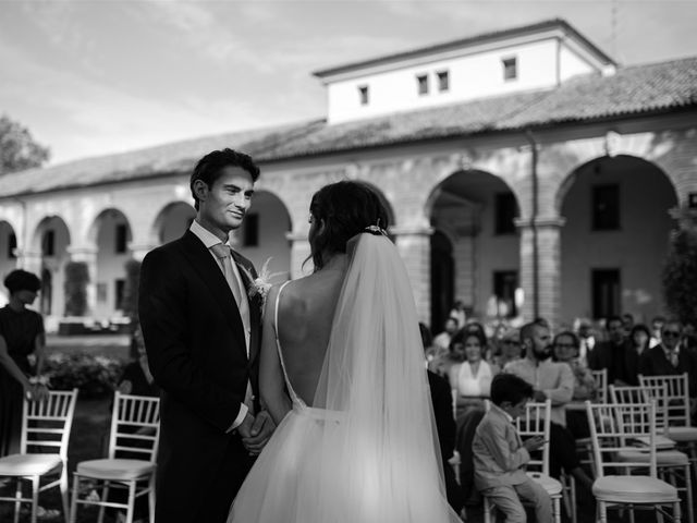 Il matrimonio di Alberto e Giulia a Oderzo, Treviso 95