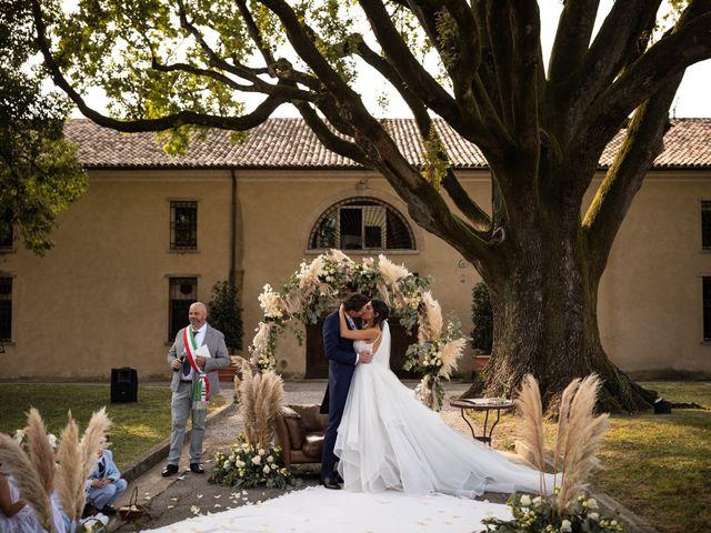 Il matrimonio di Alberto e Giulia a Oderzo, Treviso 96