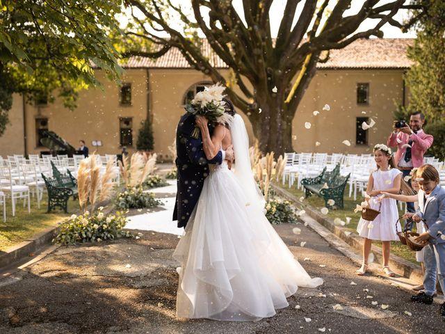 Il matrimonio di Alberto e Giulia a Oderzo, Treviso 99