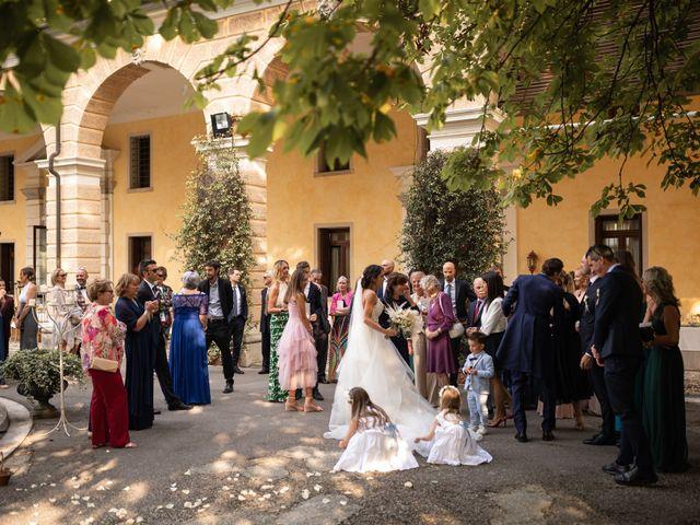 Il matrimonio di Alberto e Giulia a Oderzo, Treviso 105
