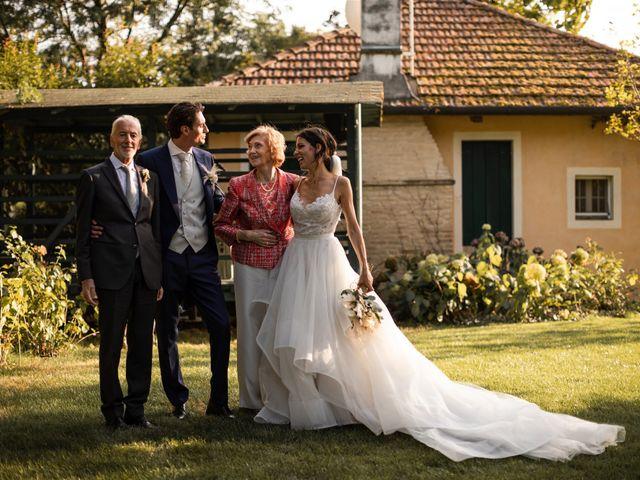 Il matrimonio di Alberto e Giulia a Oderzo, Treviso 113