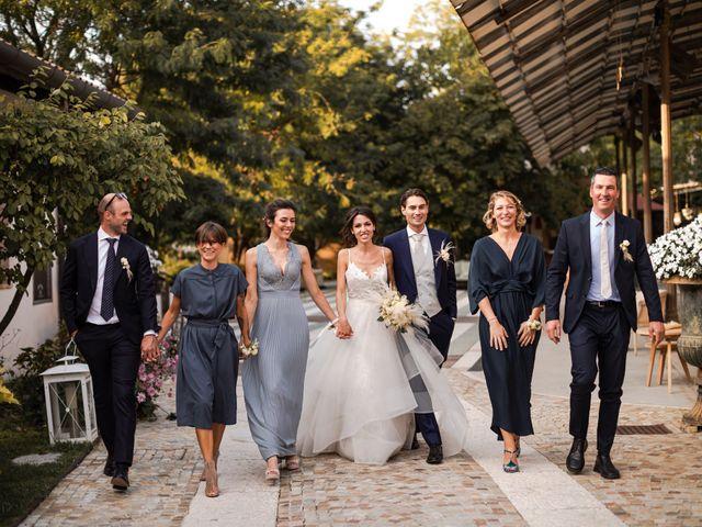 Il matrimonio di Alberto e Giulia a Oderzo, Treviso 122