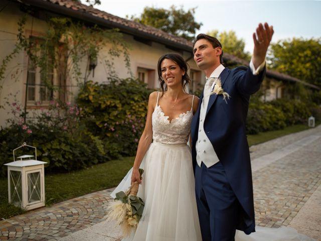 Il matrimonio di Alberto e Giulia a Oderzo, Treviso 124