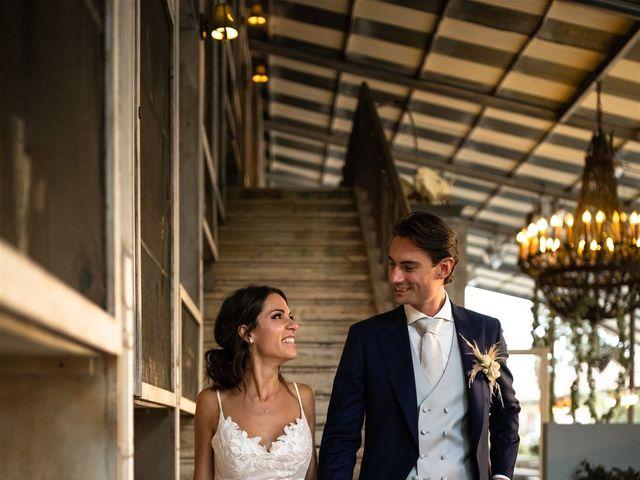 Il matrimonio di Alberto e Giulia a Oderzo, Treviso 139
