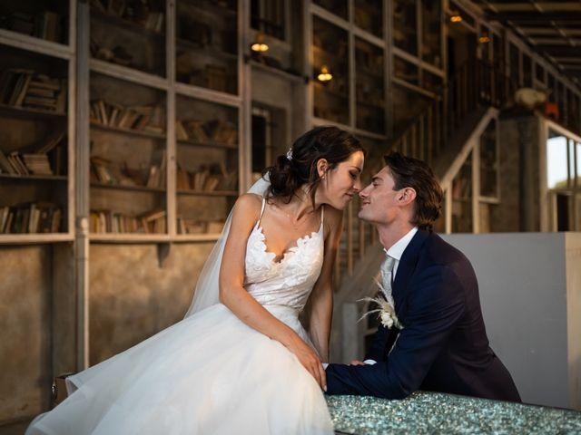 Il matrimonio di Alberto e Giulia a Oderzo, Treviso 140