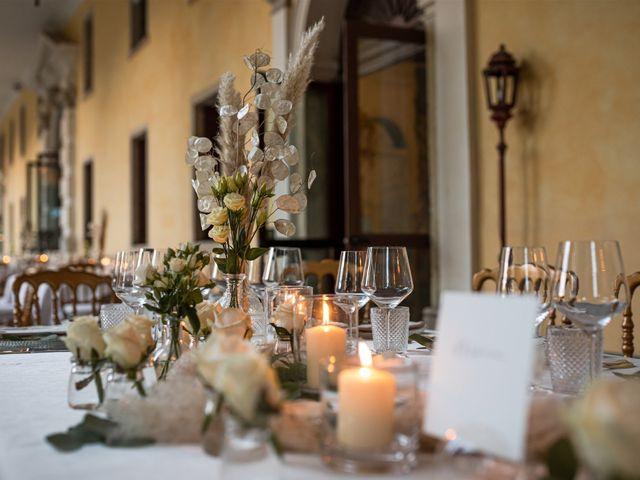 Il matrimonio di Alberto e Giulia a Oderzo, Treviso 146