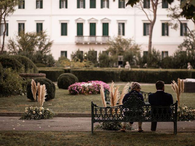 Il matrimonio di Alberto e Giulia a Oderzo, Treviso 149