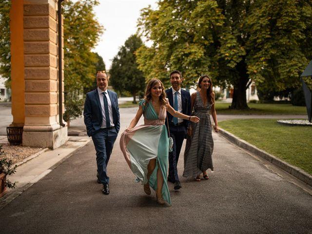 Il matrimonio di Alberto e Giulia a Oderzo, Treviso 151