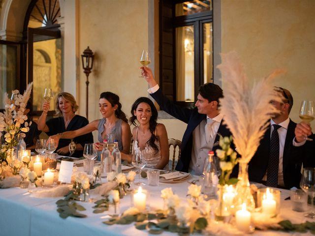 Il matrimonio di Alberto e Giulia a Oderzo, Treviso 155
