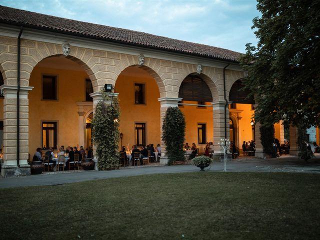Il matrimonio di Alberto e Giulia a Oderzo, Treviso 156